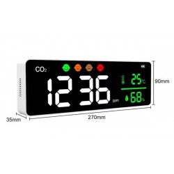 CO2 Überwachungsgerät Mini