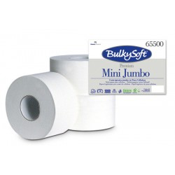 Toilettenpapier Premium Bulkysoft Mini Jumbo 2-lagig