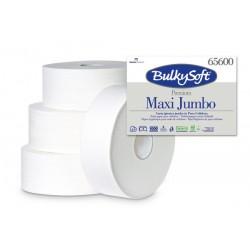 WC Papier Jumbo Bulkysoft Premium 2-lagig