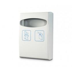 Toilettensitzauflagen-Spender Bulkysoft