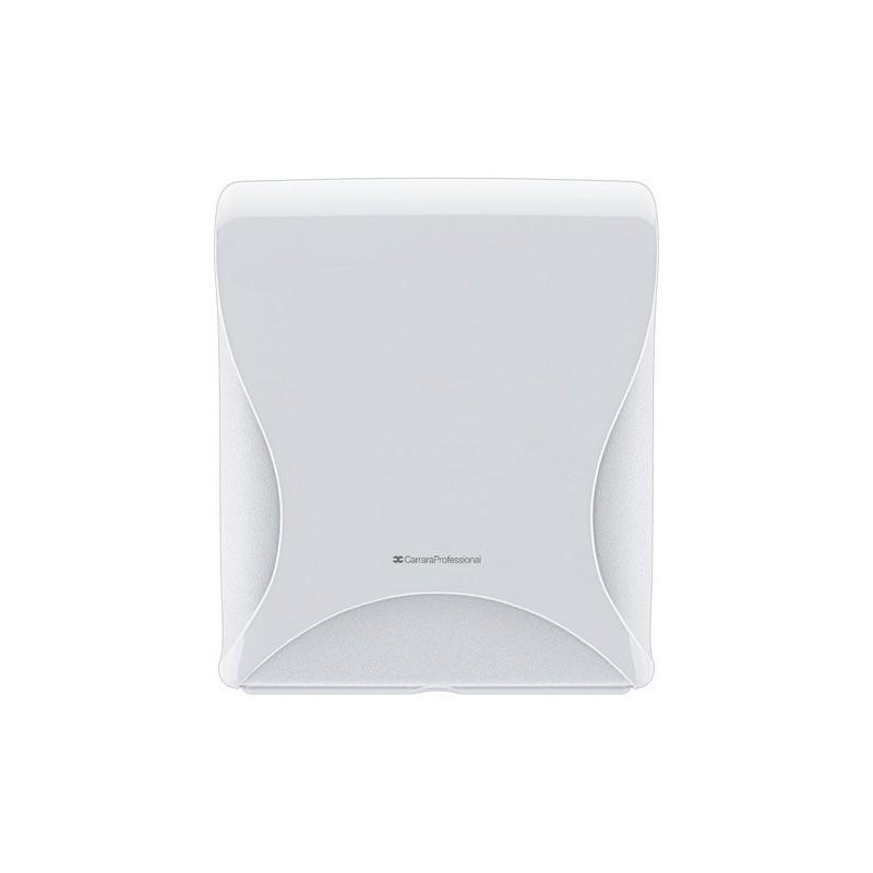 Bulkysoft Spender für Toilettenpapier Maxi Jumbo weiss