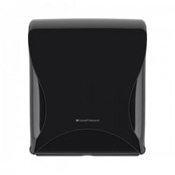 Bulkysoft Spender für Toilettenpapier Maxi Jumbo schwarz