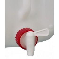 Auslaufhahn für 10 Liter-Bidon