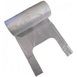 Rollenknotenbeutel 4kg HD-PE, 0.01mm