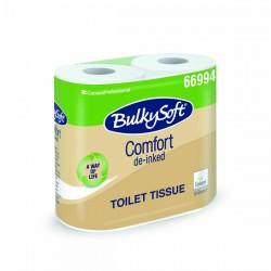 Bulkysoft Comfort Toilettenpapier Kleinrollen